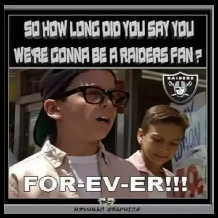 Raiders 4ever