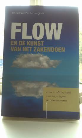 Boek Flow en de kunst van het zakendoen.