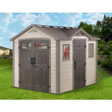 Garden SHeds Are Very Trendy These Days And Has Become A Point Of Pride For  Many