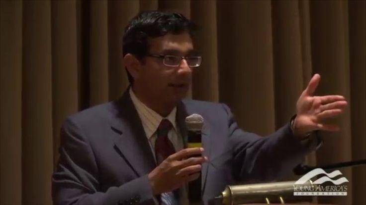 "Dinesh D'Souza To Social Justice Major Student : ""DEFINE JUSTICE!!"""