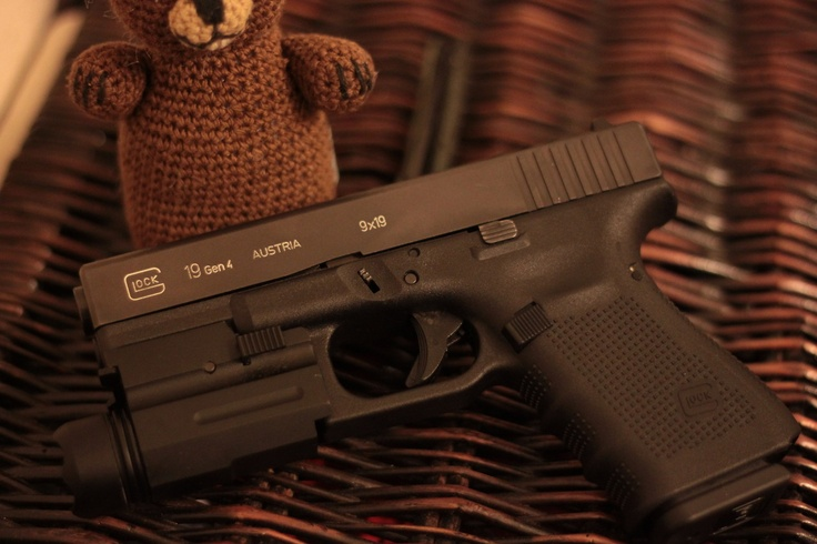 how to change sights on glock 19 gen 4