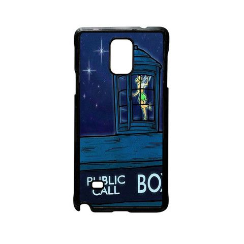 Disney Tinkerball Tardis for Samsung Galaxy and HTC Case