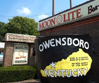 Moonlite Burgoo Owensboro Ky Eating Or Drinking Spots Been