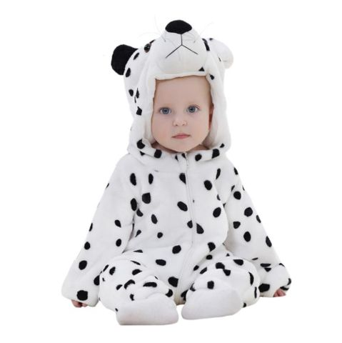 White Cow Jumpsuit Baby Rompers **FREE+SHIPPING**