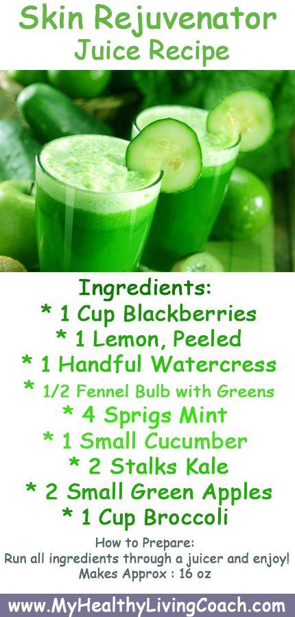 recipe: green juice recipe for skin [39]