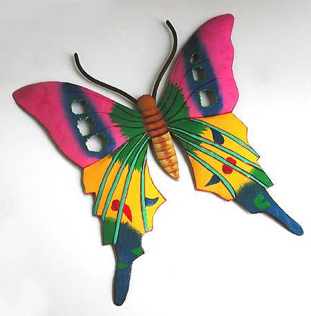 Best 25+ Metal butterfly wall art ideas on Pinterest ...