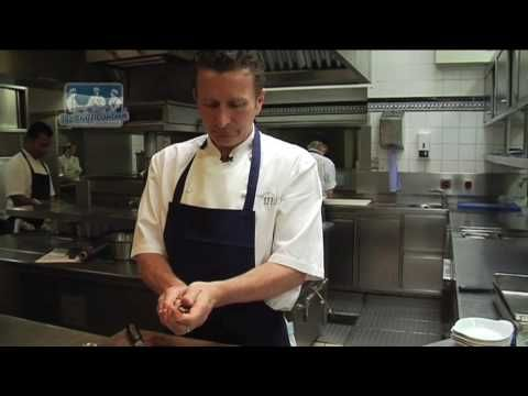Gary Jones of Raymond Blanc's Le Manoir aux Quat Saisons Executive Chefs...