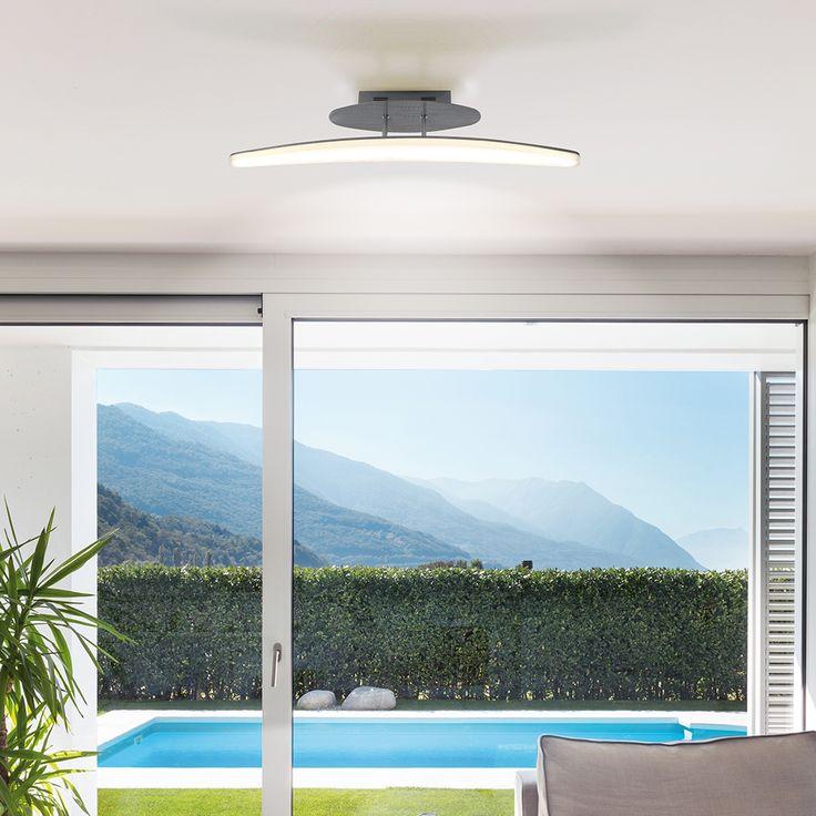 Mantra Hemisferic 4083 LED Design Deckenleuchte