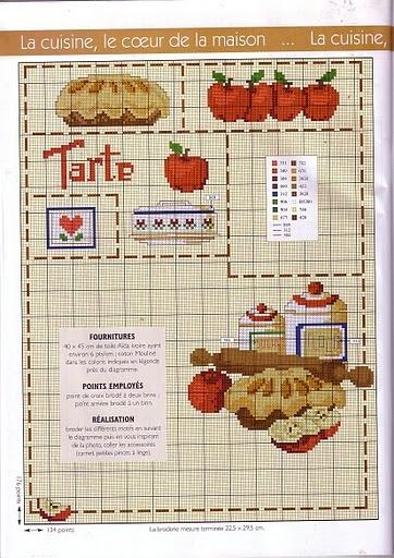 Point de Croix Magazine n°56 - audrey georgel - Álbumes web de Picasa