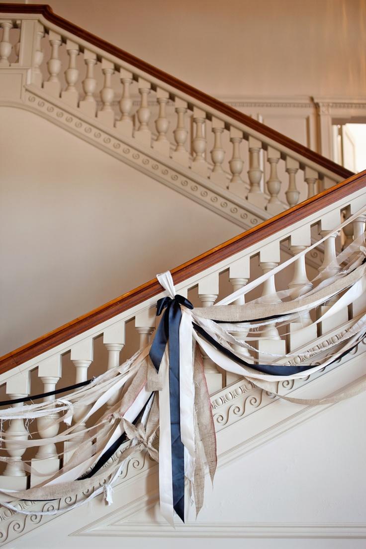 Sullivan Owen Floral and Event Design - Ribbon detail