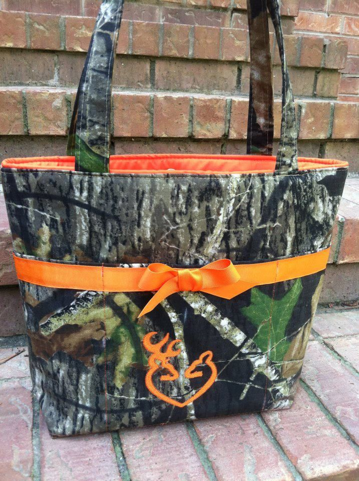 Hunter camo purse I'm in love with!