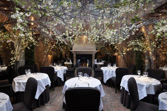 Reserve a table at Clos Maggiore, London on TripAdvisor: See 2,675 unbiased…