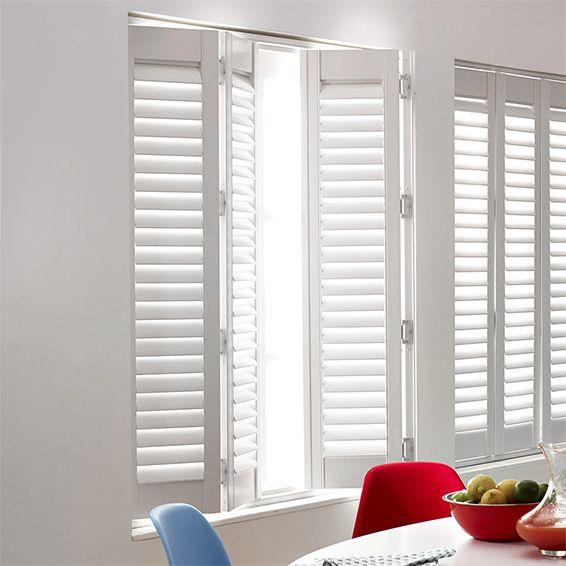 Best 25 White Shutter Blinds Ideas On Pinterest Window Shutter Blinds Window Shutters And