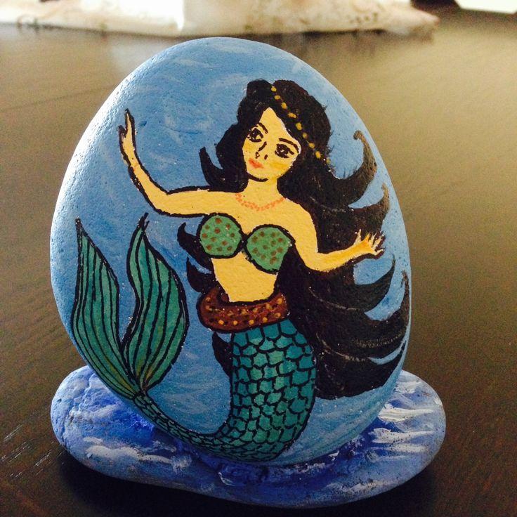 Deniz kızı.