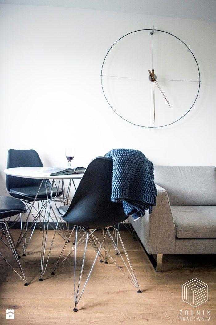 Salon styl Minimalistyczny - zdjęcie od Zolnik Pracownia - Salon - Styl Minimalistyczny - Zolnik Pracownia
