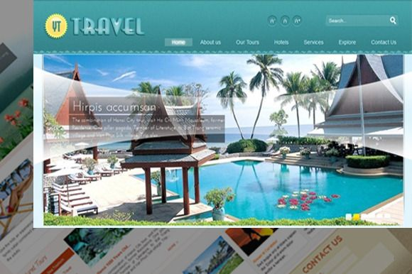 If you work in the field of tourism, it's necessary to create a unique presence online for your business to make your customers impressed by your services. With Yt Travel Template, we will help you to do this task in a very short time.