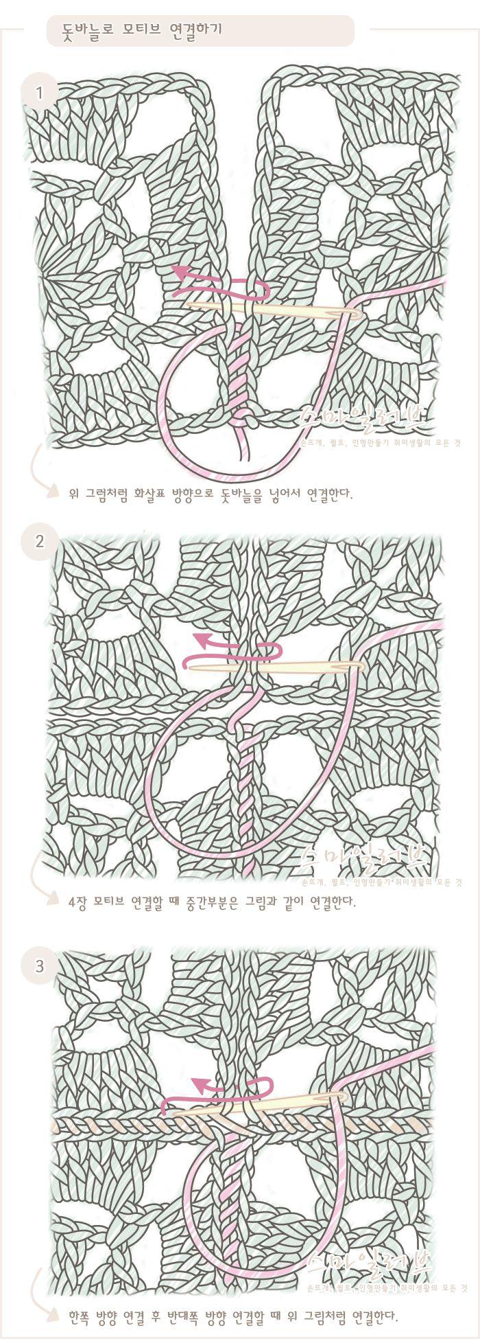8478 best tejidos images on Pinterest | Crochet patterns, Crochet ...