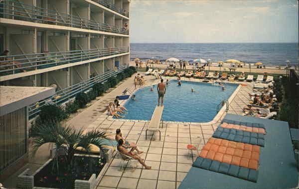 La Playa Motel Virginia Beach Va With Images Virginia Beach