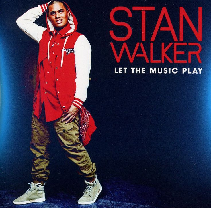 Stan Walker - Let The Music Play