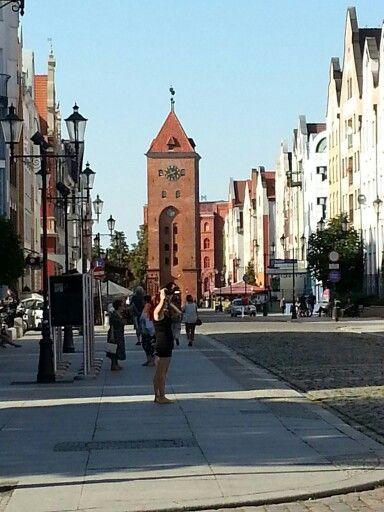 Elbląg - Old Town