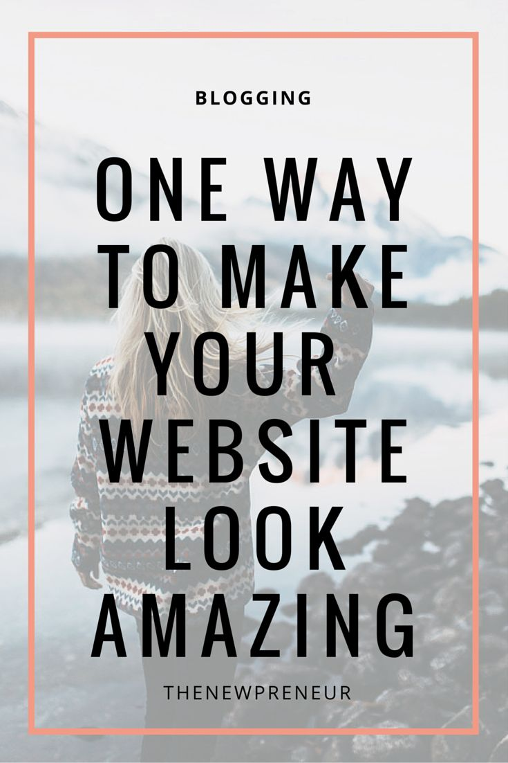 how to make a wordpress website amazing
