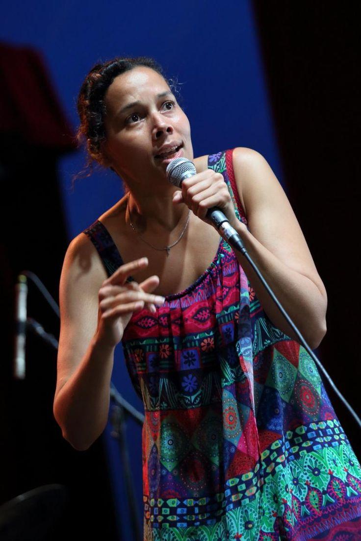 Rhiannon Giddens at Bluesfest Byron Bay (April 16, 2017)