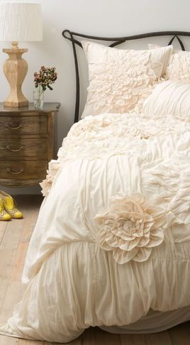 Products Waterfall Ruffle Duvet Cover