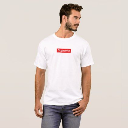 Supreme T-Shirt - luxury gifts unique special diy cyo