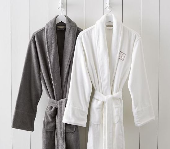 And Finally Indulge In A Good Robe Because Nothing Feels