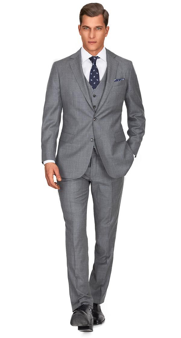 The 25+ best 3 piece suits ideas on Pinterest | Grey 3 ...