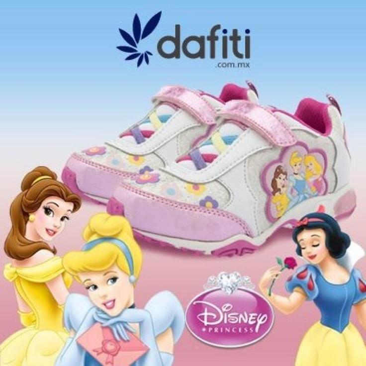 Tenis PrincesasInfantil En, Guarda-Roupa Infantil, Fashion Infant