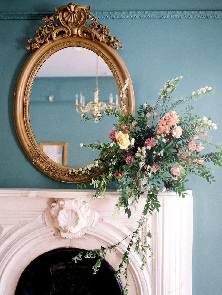 Utterly Romantic Spring Bridal Shoot