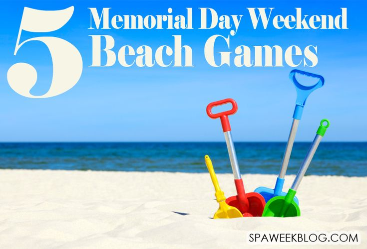 memorial day weekend vacation