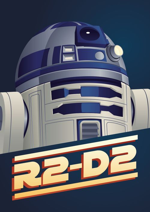 R2-D2 Created by Markus Jansson