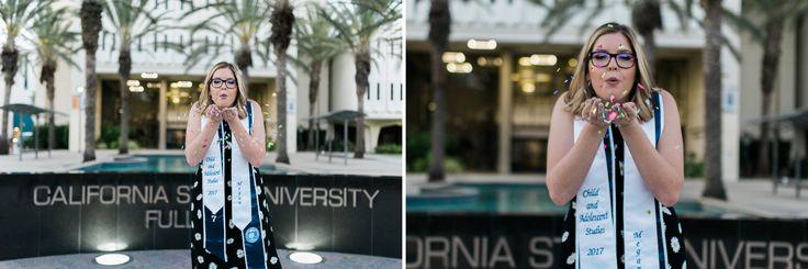 California State University, Fullerton. Class of 2017.