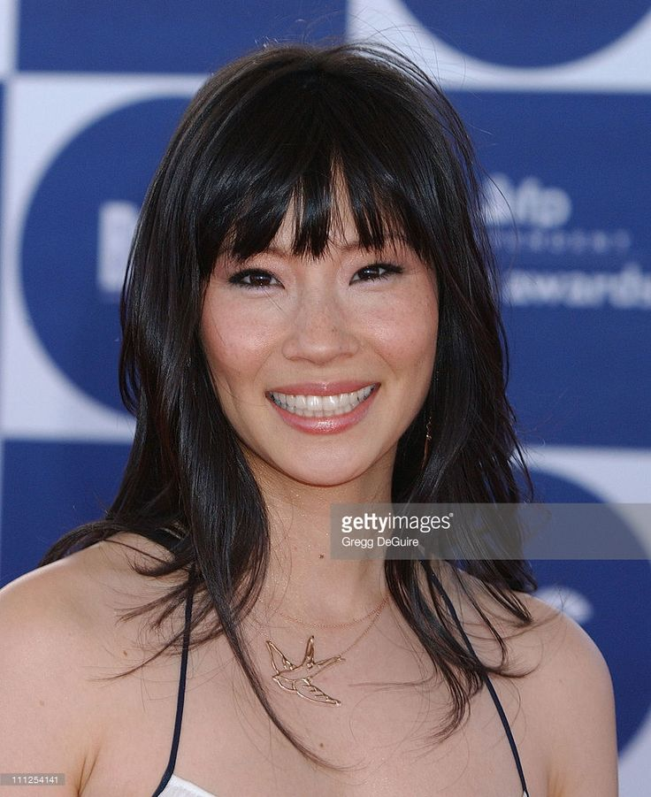 Lucy Liu during The 19th Annual IFP Independent Spirit Awards - Arrivals at Santa Monica Pier in Santa Monica, California, United States.