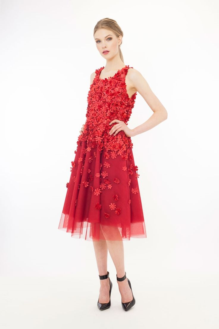 CARNATION REVOLUTION DRESS - CARNATION TCSPRING2014 : Trelise Cooper-New In : Trelise Cooper Online