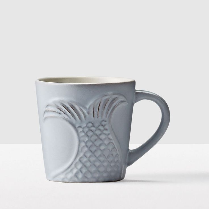 Tail of the Siren Demi Mug. We captured the tail of the Starbucks Siren on this simple, elegant demi—a great addition to your collection.