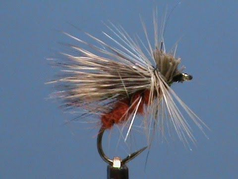 Fly Tying an October Caddis with Jim Misiura