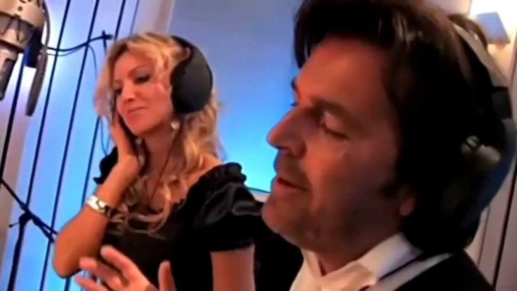 Thomas Anders feat. Kasia Nova - Forever In A Dream (Official Music Vide...