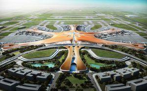 Новый Международный аэропорт  экономический прорыв Китая