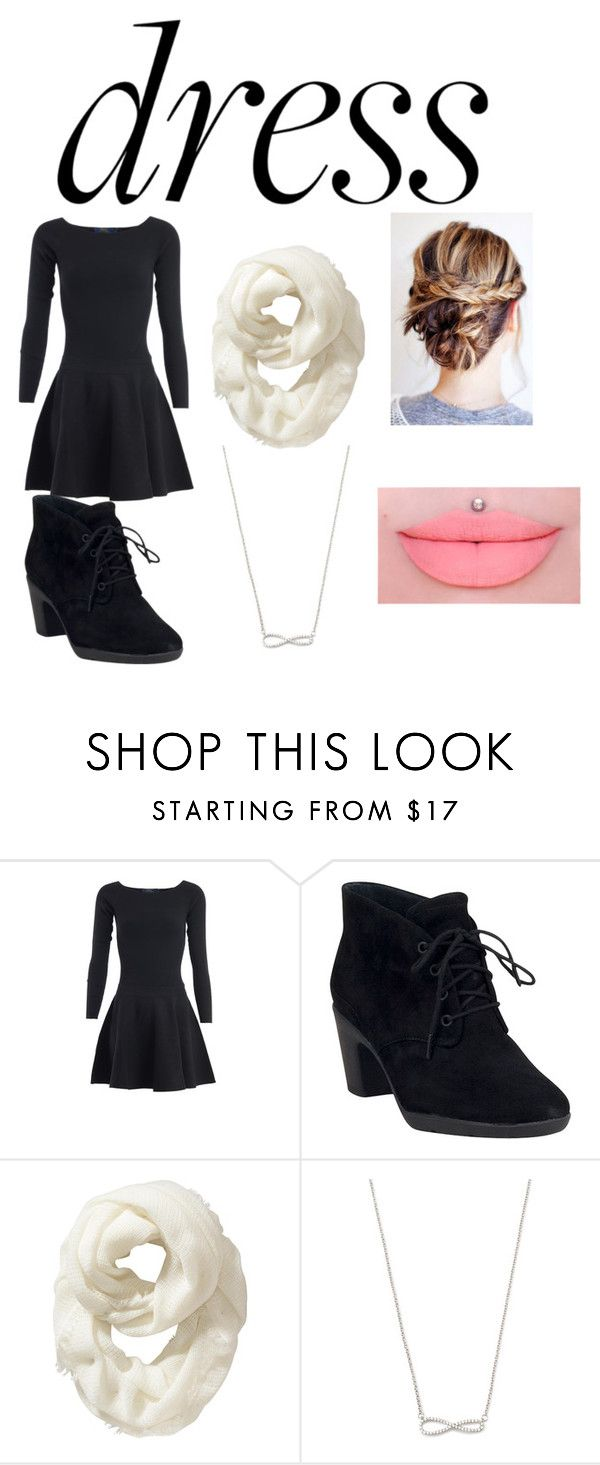"""dating wish"" by yumenaisenpai on Polyvore featuring Ralph Lauren, Clarks and Old Navy"