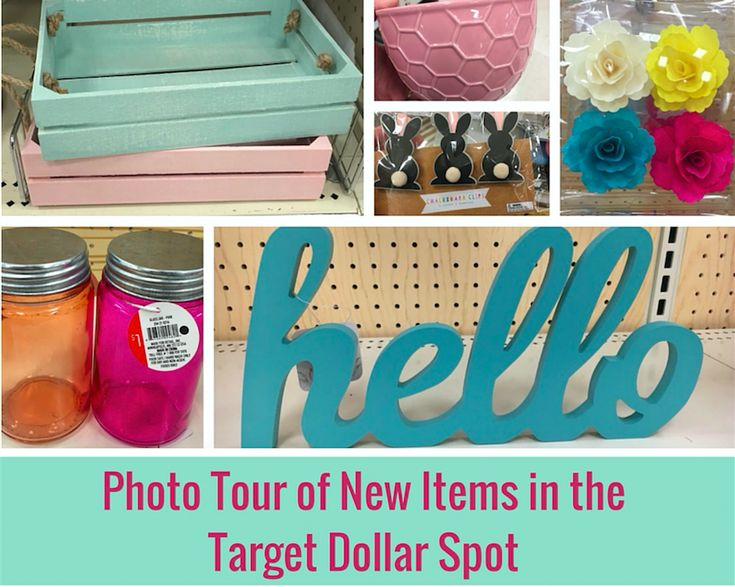 Target Dollar Spot | has cute accents for season change, usually no more than $3