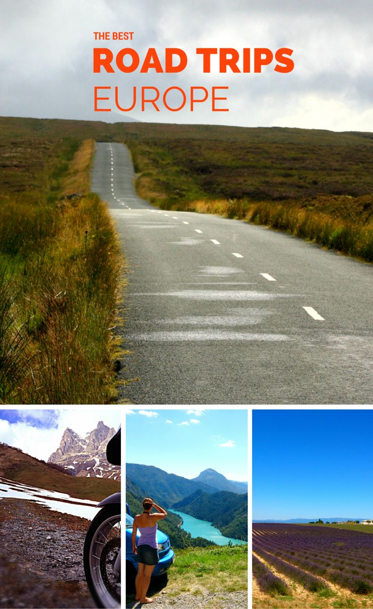 Road Trips in Europe: The best scenic routes not to miss: http://www.cityseacountry.com/the-best-road-trips-in-europe/