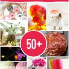 Over 50 Crepe Paper Crafts to Make