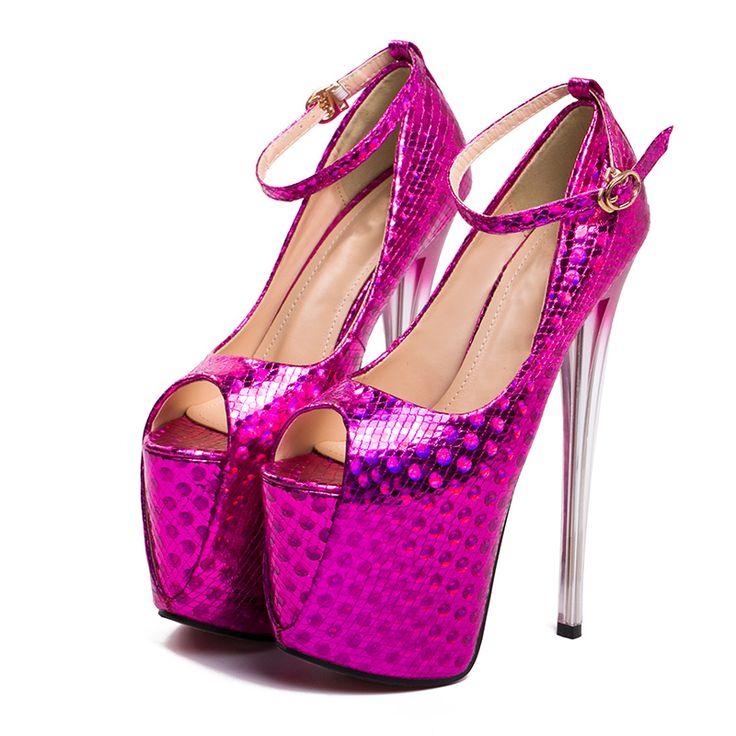 612 best shoes stiletto heels images on Pinterest | Stiletto heels ...