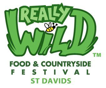 Really Wild Food & Countryside Festival at the Bishops Palace, St Davids on 24th & 25th May 2014