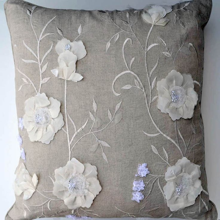 Jardin-Natural 22x22 Pillow [#2254] : Goemdee