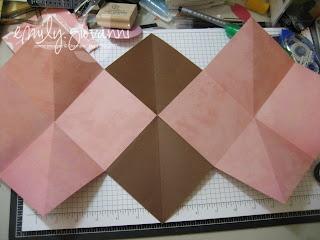 Diamond Fold Book Tutorial