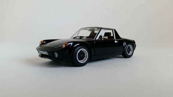 Porsche 916 (1971) - 1:43 Scale Diecast Model Car